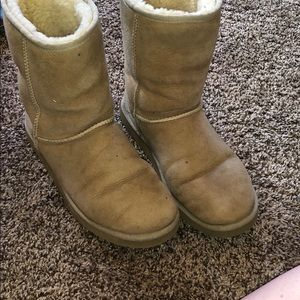 Sand Classic Uggs